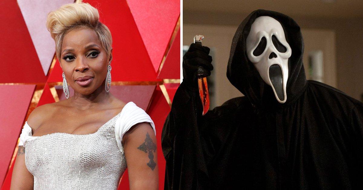 Mary J Blige to battle Ghostface as she joins MTV's Scream season 3 reboot