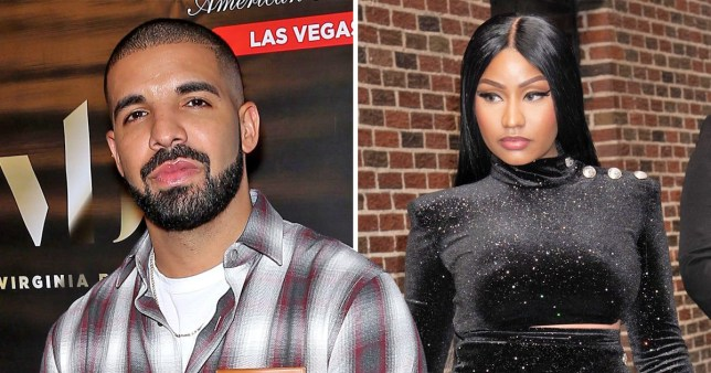 Nicki Minaj and Drake almost collaborated on new song for