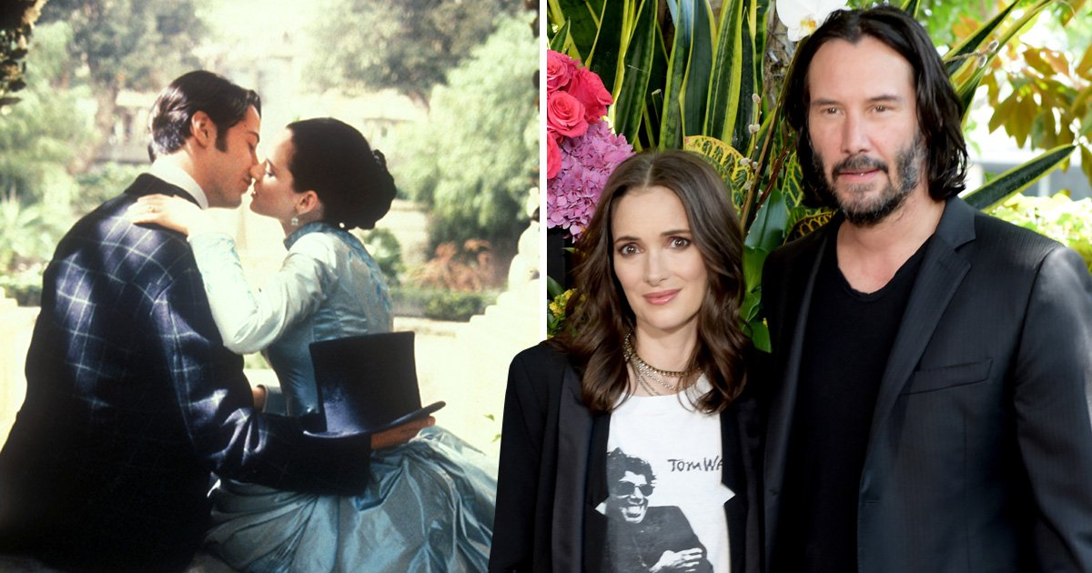 Winona Ryder and Keanu Reeves may have accidentally got married 25 years ago