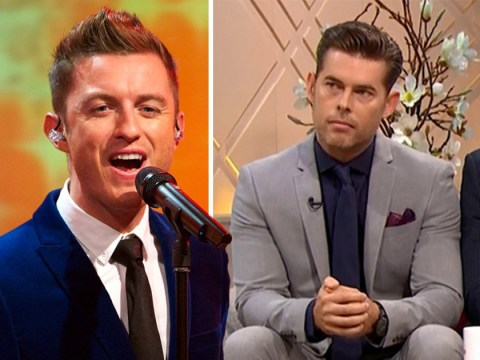 The Overtones pay tribute to Timmy Matley in heartbreaking first TV interview since band mate's death: 'He's been with us'