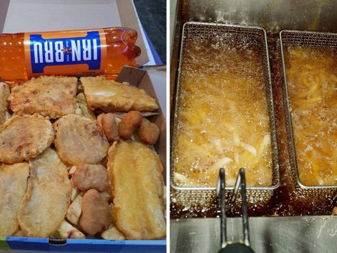 Takeaway criticised for selling 5,000-calorie box of fried food for under £10