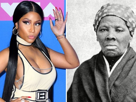 Nicki Minaj declares 'I am the new Harriet Tubman' and fans are not impressed