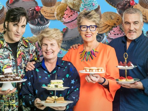 This year's Great British Bake Off has a few 'showstopper suicides' in the famous tent – and it's got nothing to do with a soggy bottom