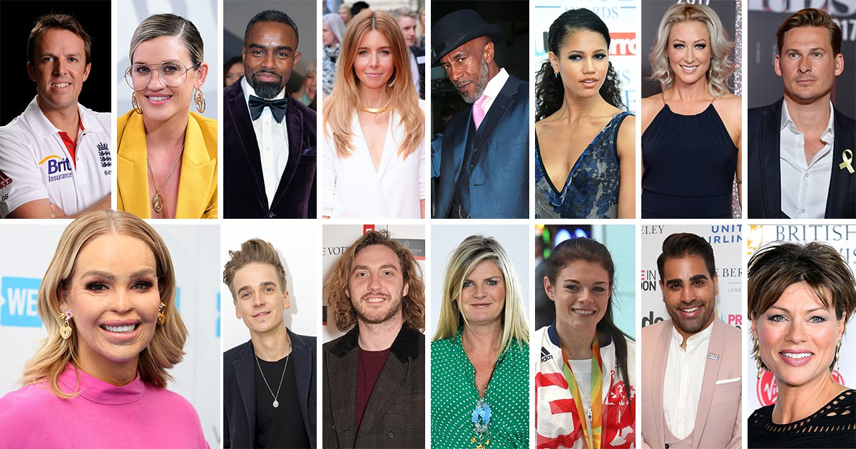 Strictly Come Dancing 2018 contestants revealed as the new line up is completed