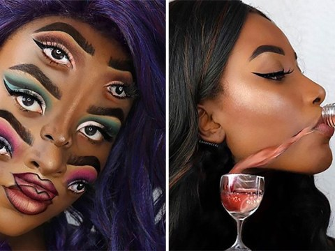 Self-taught makeup artist creates incredible illusions that will make you look twice