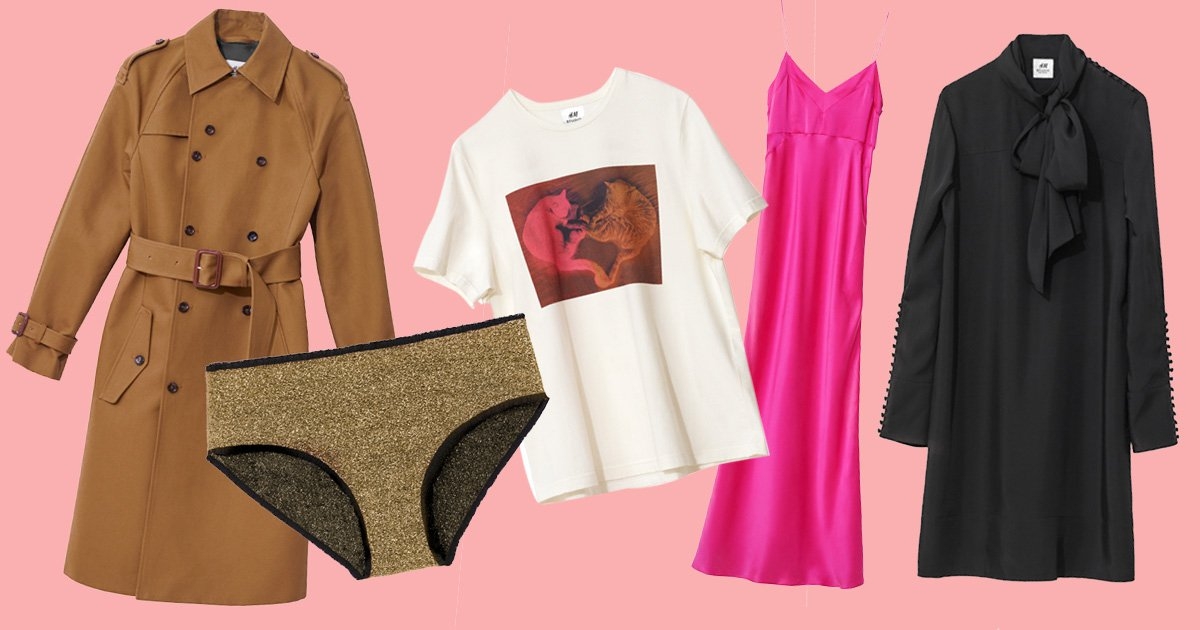 H&M is launching a Twin Peaks inspired collection for AW18
