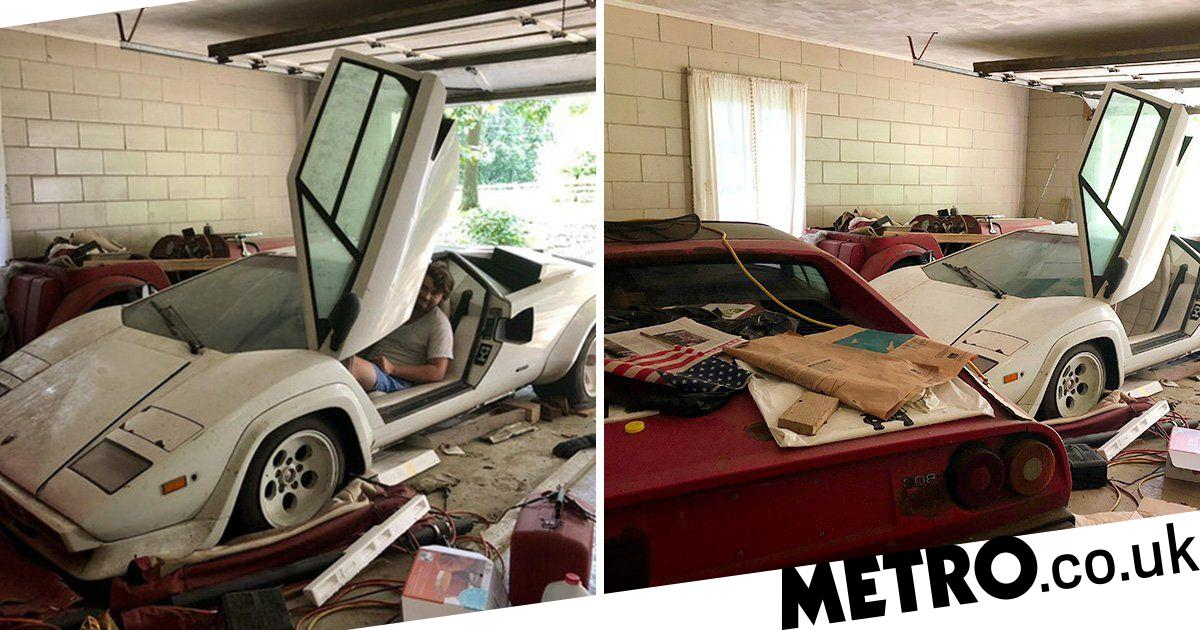 Student S Incredible Find In Grandma S Garage But Why Is It There