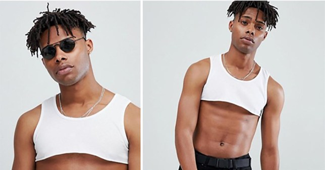 b7bf2e0ec65b Do not fear the crop top for men | Metro News