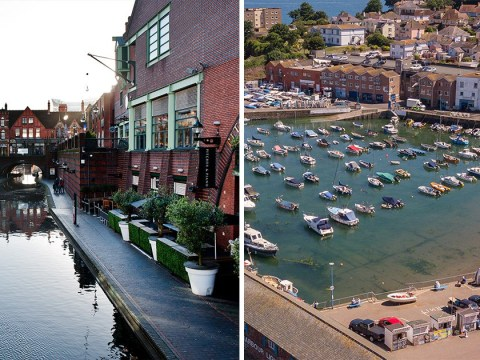 Confused tourist gets told to f**k off after asking local how they drain their harbour