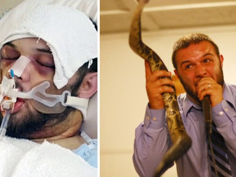 Pastor almost killed by snake during sermon vows to keep handling snakes
