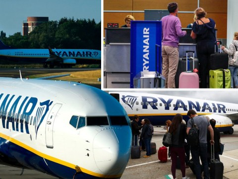 Ryanair cuts hand luggage allowance for second time in a year 'to reduce delays'