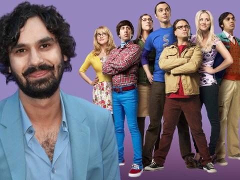 The Big Bang Theory's Kunal Nayyar is 'still trying to process' its ending