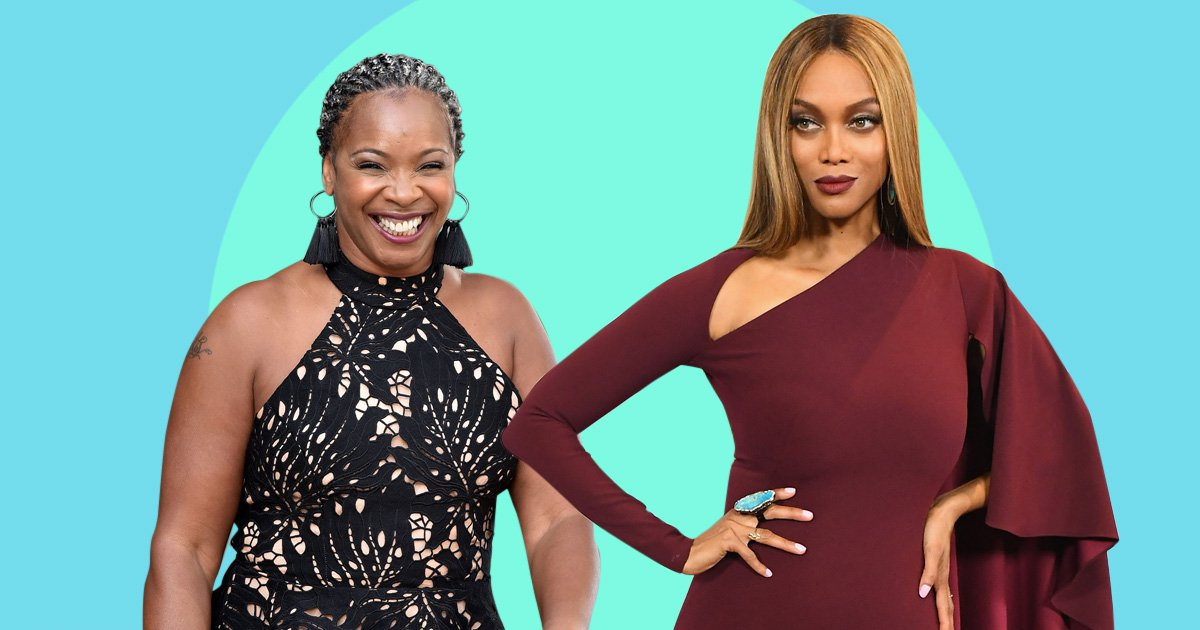 Sandi Bogle reveals she's working with actual Tyra Banks after being booted off Celebs On The Farm