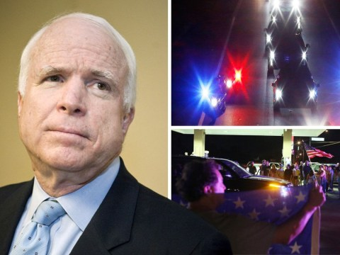 US Senator John McCain dies from brain cancer aged 81