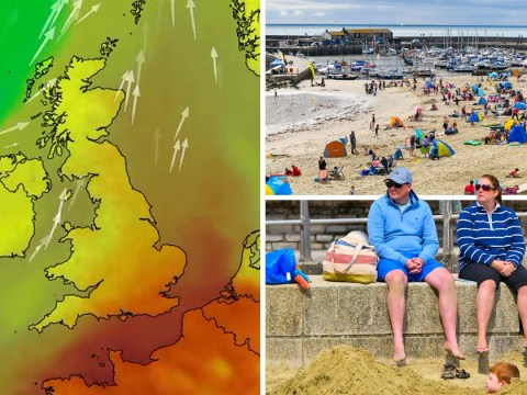 Indian summer could be on its way as weather looks set to get nice again