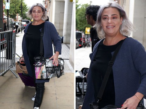 Lisa Armstrong still wearing wedding ring despite Ant McPartlin's romantic getaway with new girlfriend