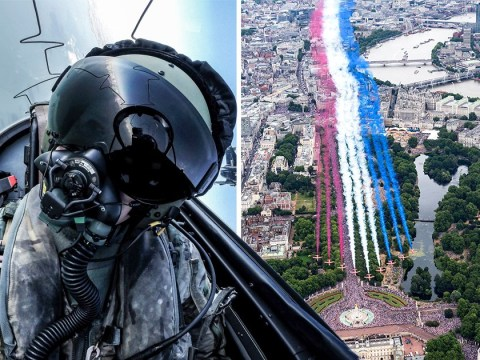 Best pictures from the RAF photographic competition