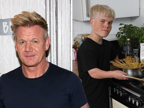 Dwarf 'banned from college cooking course' gets job offer from Gordon Ramsay