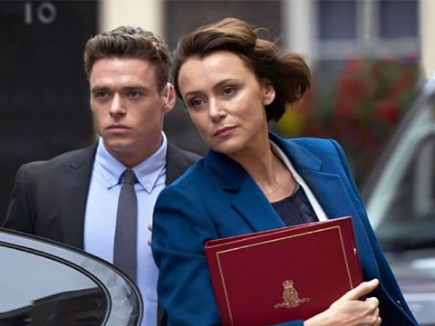 Bodyguard sex scenes defended by Hollywood A-lister's security: 'I've had female principles becoming attached'