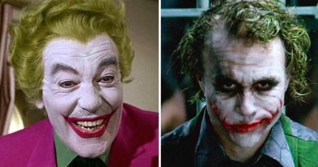 The Joker S First Scene In The Dark Knight Is A Batman