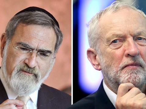 Jeremy Corbyn's 'Zionists' remark 'most offensive since Enoch Powell'