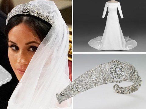 Meghan Markle's wedding dress to go on public display in royal wedding exhibition at Windsor Castle – how to get tickets