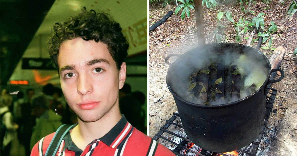 Backpacker died after taking part in ancient tribal ritual in Colombia