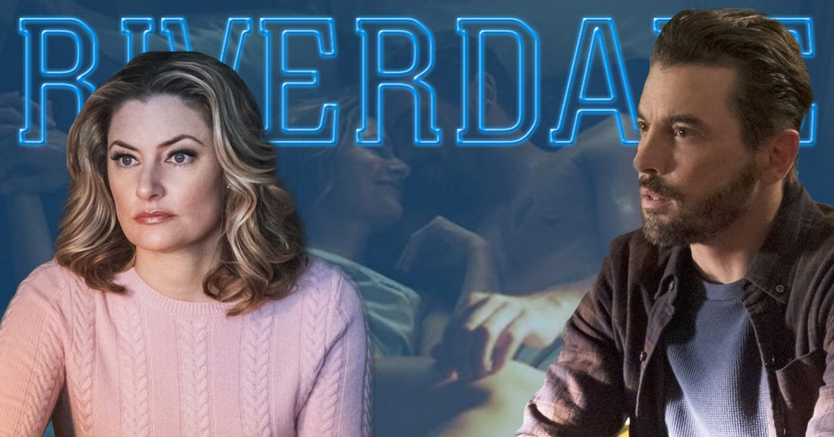 Riverdale's Skeet Ulrich confirms FP Jones and Alice Cooper will finally rekindle their high school romance in season 3