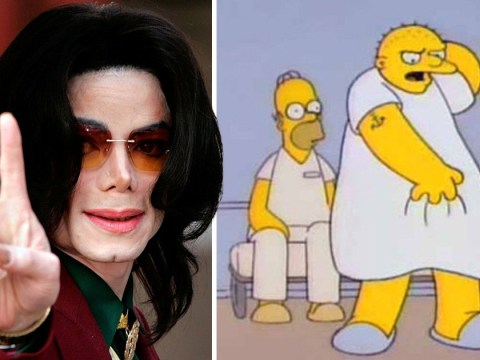 Matt Groening reveals truth behind Michael Jackson's Simpsons cameo