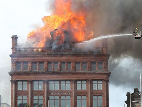 Primark fire blamed on 'God's Wrath' over support for Gay Pride