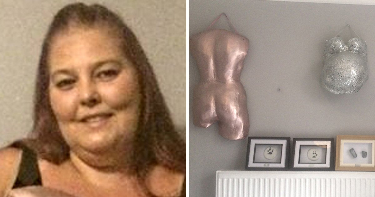 Mum makes casts of women's vulvae to help them gain body confidence