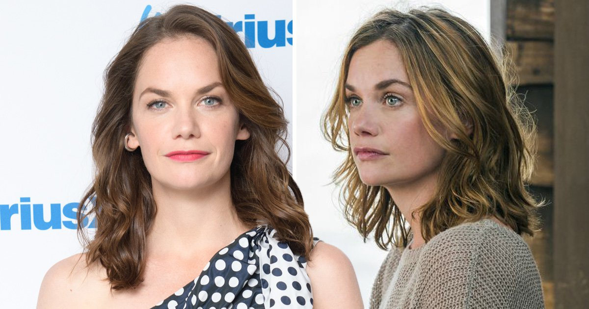 Ruth Wilson says there's a 'much bigger story' behind her exit from The Affair