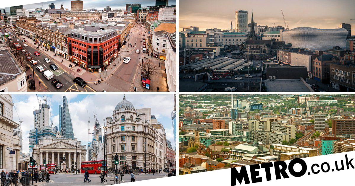 UK's safest and most dangerous cities are revealed | Metro News