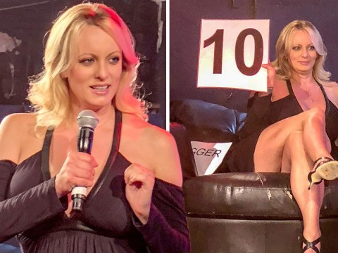 Stormy Daniels makes surprise appearance at London's G-A-Y to judge Porn Idol contest: 'CBB's loss was G-A-Y's gain'