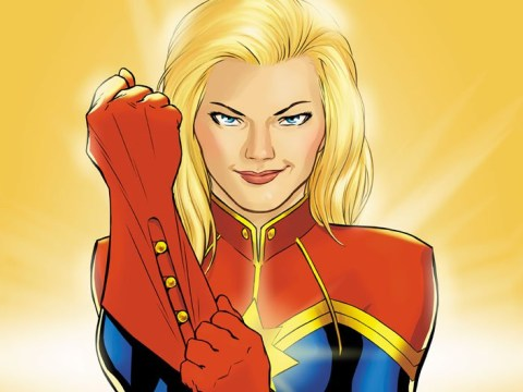 Who is Captain Marvel – the female superhero dubbed 'the mightiest Avenger'?