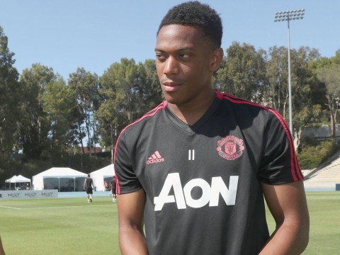 Manchester United to offer Anthony Martial in transfer exchange for Jerome Boateng