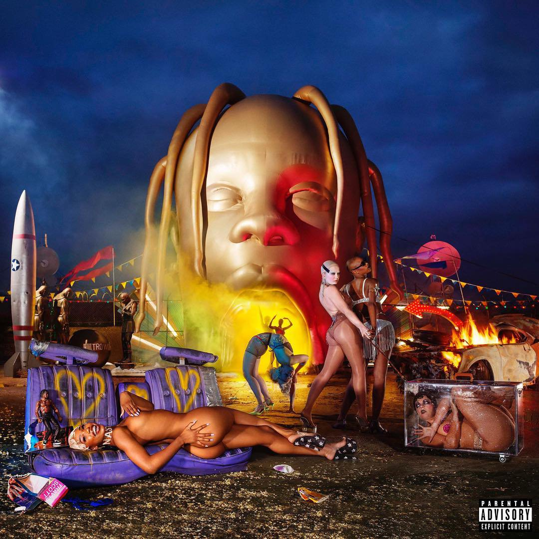 Everyone who features on Travis Scott's new album Astroworld