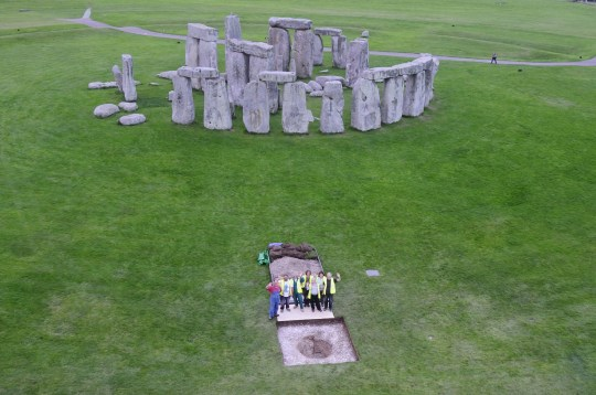 The ancient architects who built Stonehenge were Welsh, study finds