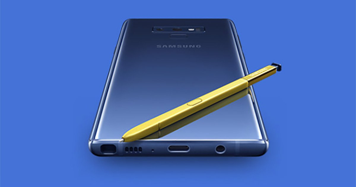First official Samsung Galaxy Note 9 pictures leaked as it's revealed phone could cost up to £1000