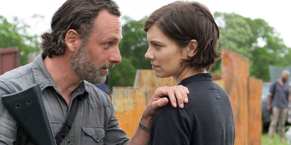 The Walking Dead season 9 trailer teases Rick and Maggie's joint exits and we are absolutely not ready for this at all