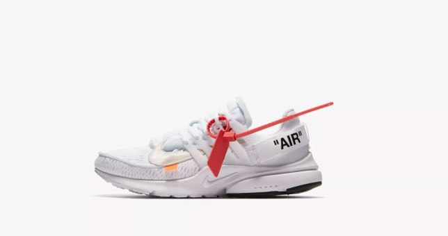 Nike and Off-White's latest trainer collaboration tipped to sell-out in minutes