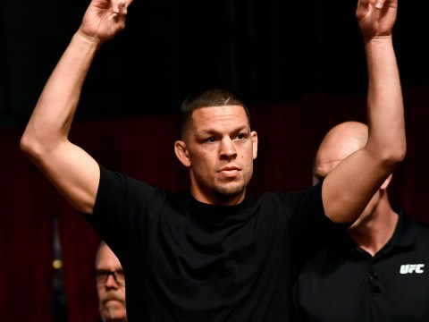 Nate Diaz tells Bruce Buffer 'to get off the UFC's nuts' after announcer slams fighter