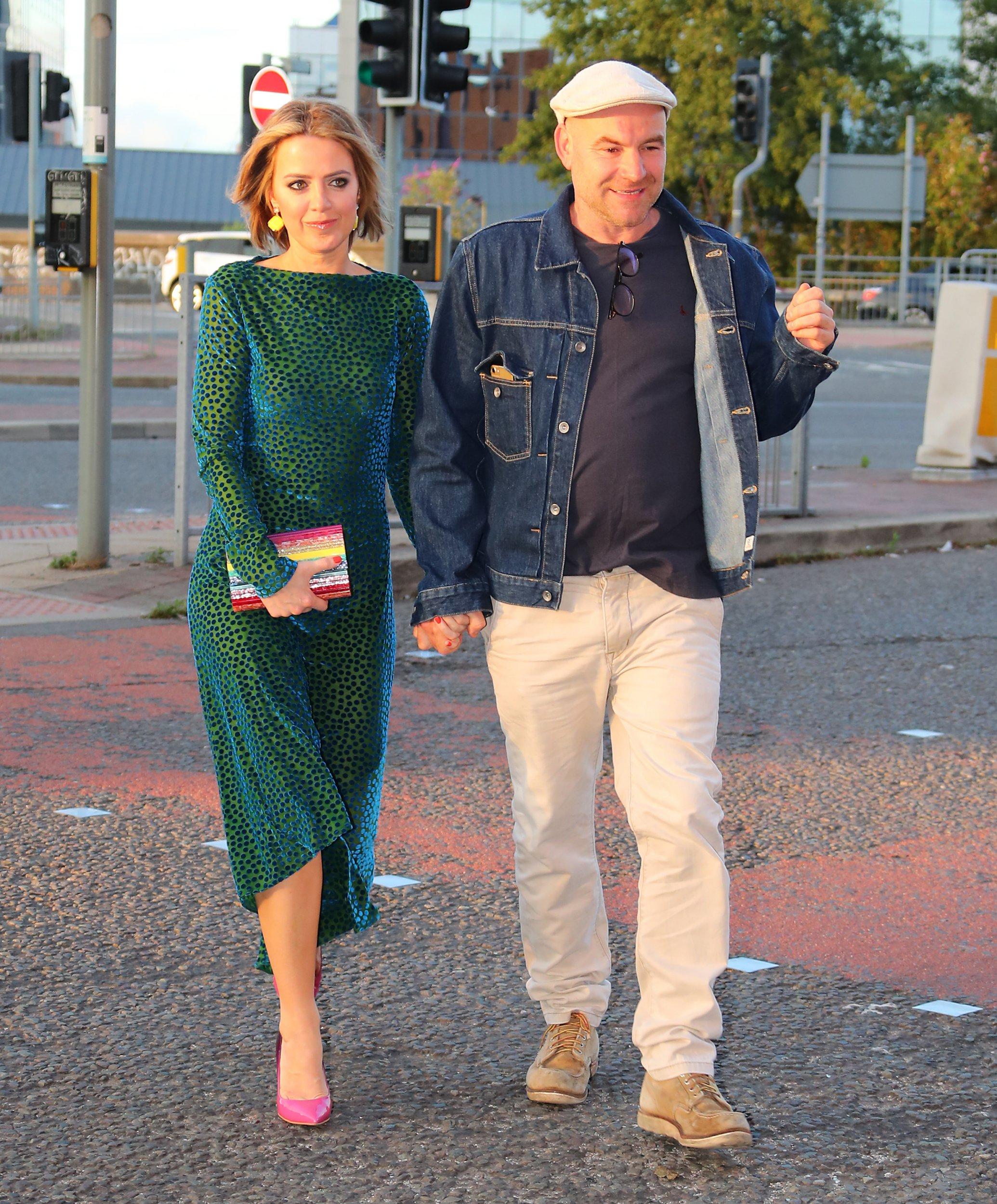 Are Coronation Street's Sally Carman and Joe Duttine dating?