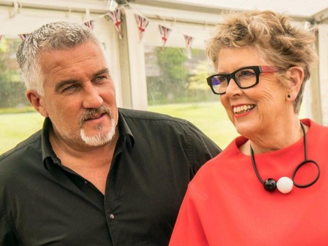 Paul Hollywood finds the 'perfect hump' in Bake Off as fans get the giggles over innuendo-filled episode
