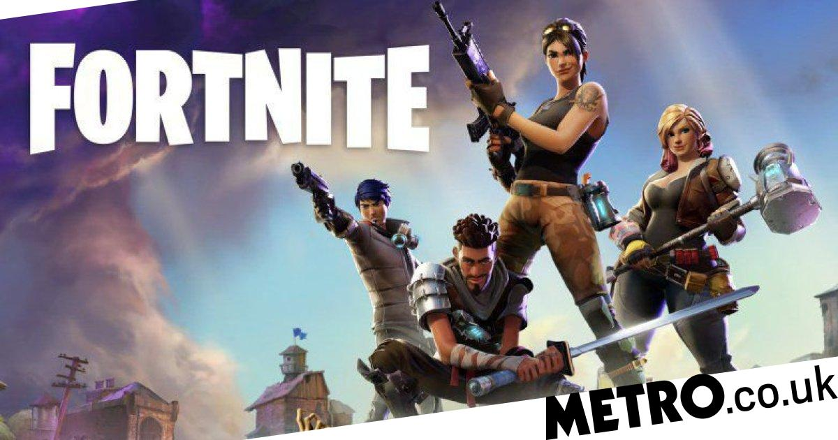 Fortnite Will Be A Ps5 And Xbox Series X Launch Game Metro News