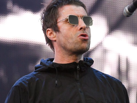 Liam Gallagher stops performance of Wonderwall to have a go at security: 'What's this here?'