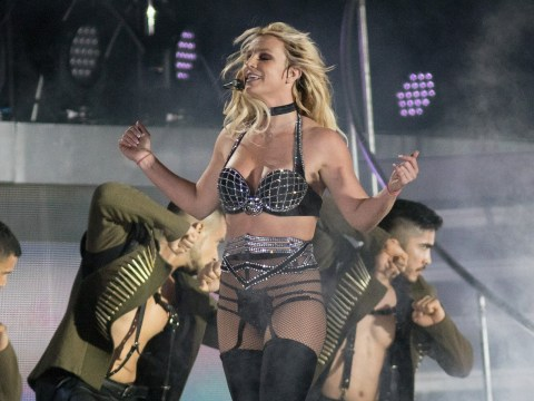 Britney Spears asks backing dancer 'where are we?' as she forgets location during Brighton Pride performance