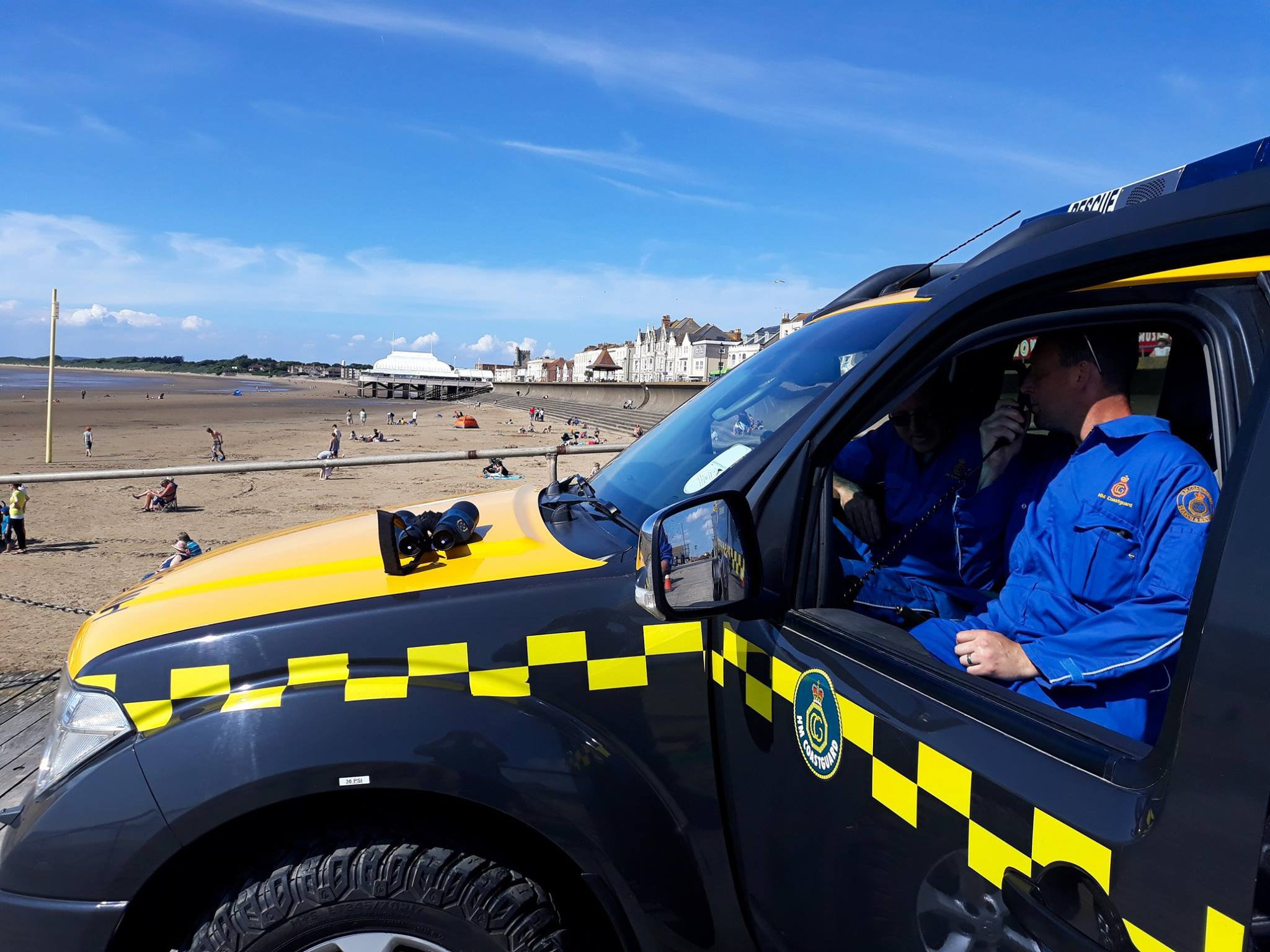 Coastguards went to rescue man 'stuck in mud' but only had to save his shoes