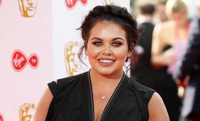 LONDON, ENGLAND - MAY 13: Scarlett Moffatt attends the Virgin TV British Academy Television Awards at The Royal Festival Hall on May 13, 2018 in London, England. (Photo by Tim Whitby/Getty Images)