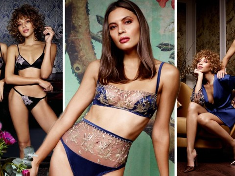 The V&A is launching its own lingerie collection with Coco de Mer